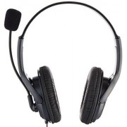 KMD Live Pro Gamer Headset with Mic: Black for Xbox 360