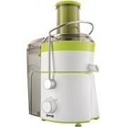 Storcator de fructe si legume Gorenje JC801G, 800W, 2 Viteze, Recipient Suc 1.5 L, Alb - Verde