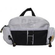 CAT Coal Waist Bag(Silver, Black)