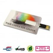 Tarjetas USB Credit Card