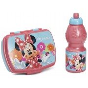 Disney Minnie Maus Brotzeit-Set
