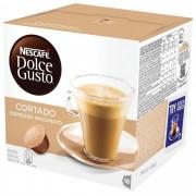 Capsule cafea Nescafé Dolce Gusto Cortado Espresso Macchiato 100,8g 16 buc