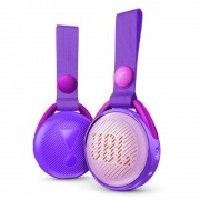 SPEAKER, JBL JR POP, Bluetooth, Purple (JBL-JR-POP-PUR)