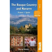 Reisgids The Basque Country and Navarre - Baskenland   Bradt