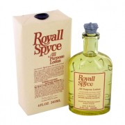 Royall Fragrances Spyce All Purpose Lotion Cologne 8 oz / 236.59 mL Men's Fragrance 401213