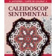 Caleidoscop sentimental - Carte de colorat