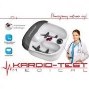 Aparat de masaj pentru picioare Hi-Tech Medical Oro-Relax KT-588, Alb/Negru