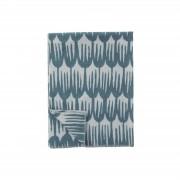 Klippan Yllefabrik Tulipa premium ullfilt grå, klippan yllefabrik