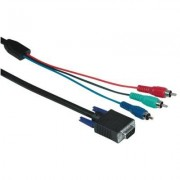 Hama Kabel 15PIN - 3xCinch 2 m