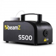 Beamz S500 NEW EDITION 500W машина за дим 50m³ с 250мл пушек (Sky-160.434)