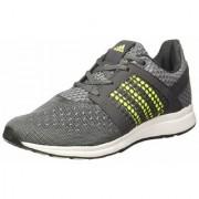 Adidas Men's Grey Yamo Running Shoe