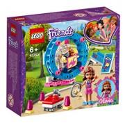 LEGO Friends, Terenul de joaca al hamsterului Oliviei 41383