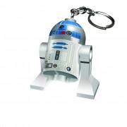 LGL-KE21 Breloc cu lanterna LEGO R2-D2