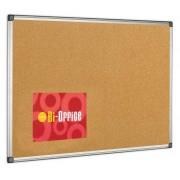Cork Noticeboard Aluminium Frame 1200x900mm
