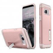 Carcasa Spigen Slim Armor Samsung Galaxy S8 Plus Rose Gold