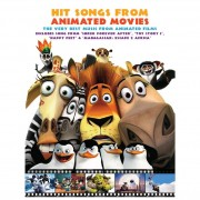 Wise Publications - Hit Songs From Animated Movies