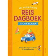 Reisdagboek Het allerleukste reisdagboek voor kinderen | Deltas