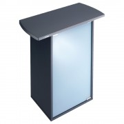 Sous-meuble pour aquarium Tetra AquaArt 60 L, anthracite - 60 L anthracite