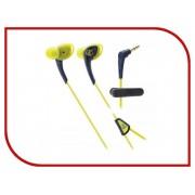 Наушники Audio-Technica ATH-SPORT2 NY Navy-Yellow