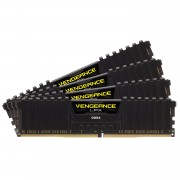 Mémoire RAM Corsair Vengeance LPX Series Low Profile 64 Go (4x 16 Go) DDR4 3333 MHz CL16 - CMK64GX4M4B3333C16