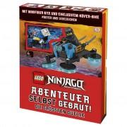 Dorling Kindersley LEGO® NINJAGO® Abenteuer selbst gebaut! Die größten Duelle