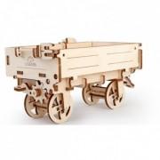 Remorca Tractor - Puzzle 3D Modele Mecanice