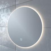 Adema Circle badkamerspiegel rond diameter 40cm met indirecte LED verlichting en touch schakelaar JG1112-400