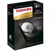 "HDD desktop Toshiba X300 (3.5"" 6TB, 7200RPM, 128MB, NCQ, AF, SATAIII), Retail HDWE160EZSTA"