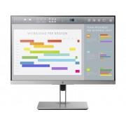 HP EliteDisplay E243i LED-monitor 61 cm (24 inch) Energielabel A (A++ - E) 1920 x 1200 pix WUXGA 5 ms HDMI, DisplayPort, VGA, USB 3.0 IPS LED