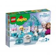 Elsa si Olaf la Petrecere LEGO 10920