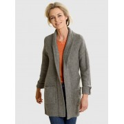 Dress In Gilet maille Dress In Taupe