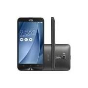 Smartphone Asus Zenfone Go Live Dual Chip Android 5.1 Tela 5.5 16GB 4G Câmera 13MP - Cinza