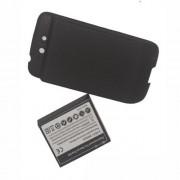 HTC BA-S410 Усилена 3000 mAh Батерия + Капак за HTC Desire