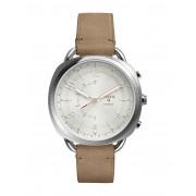 レディース FOSSIL Q Q Accomplice Hybrid Smartwatch スマートウォッチ アイボリー