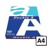 Hartie copiator A4 Double A Premium 80 g/mp 100 coli/top 5 topuri/cutie