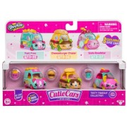 Set, Cutie Cars, 3 Masinute, Tasty Takeout