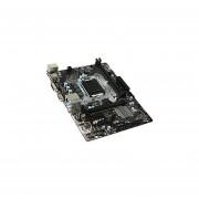 MSI Computer Motherboard Micro ATX DDR4 LGA 1151 H110M PRO-VD