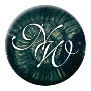 jelvény Nightwish - NW Logo - NUCLEAR BLAST - 23930