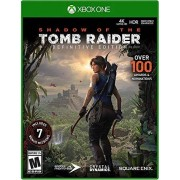 Square Enix Shadow of The Tomb Raider: Definitive Edition Xbox One