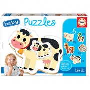 Puzzle Baby The Farm