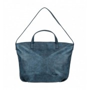 Bolso Casual Roxy West Feeling Azul Unica
