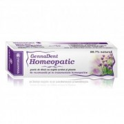 Pasta De Dinti Homeopatic 50ml Viva Natura