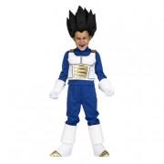 Viving Costumes S.L Dragon Ball - Disfraz Vegeta 7-9 años