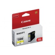 Canon Inktcartridge Canon PGI-1500XL Geel HC
