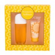 Elizabeth Arden Sunflowers подаръчен комплект EDT 100 ml + лосион за тяло 100 ml за жени