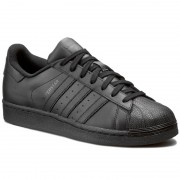 Обувки adidas - Superstar Foundation AF5666 Cblack/Cblack/Cblack