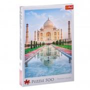 Puzzle Taj Mahal Trefl, 500 piese, 34 x 48 cm