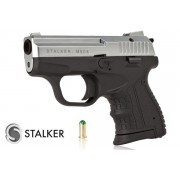 Pistolet alarmowy STALKER M906 5,6mm nikiel połysk