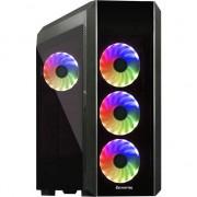 Carcasa PC Chieftec Scorpion 3 ARGB (GL-03B-OP) , ATX, Micro ATX , Mini ITX , Turnul Midi