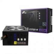 Zdroj Fortron HYPER M 600, 600W, PCI-E, >85%, modular